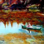 Twin Lakes Tapestry